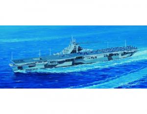 Trumpeter 05737 Lotniskowiec USS Hancock CV-19 model 1-700