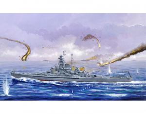 Trumpeter 05760 Pancernik USS South Dakota BB-57 model 1-700