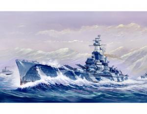 Trumpeter 05762 Pancernik USS Alabama BB-60 model 1-700