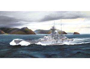 Trumpeter 05766 Krążownik Prinz Eugen 1942