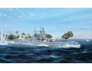 Trumpeter 05774 Krążownik Admiral Graf Spee 1939 model 1-700