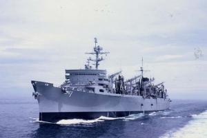 Trumpeter 05785 AOE Fast Combat Support Ship USS Sacramento