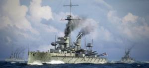 Trumpeter 06705 Pancernik HMS Dreadnought 1915