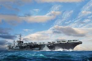 Trumpeter 06715 Lotniskowiec USS Constellation CV-64