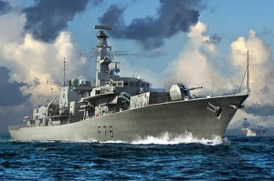 Trumpeter 06719 Fregata Typ 23 - Kent (F78)