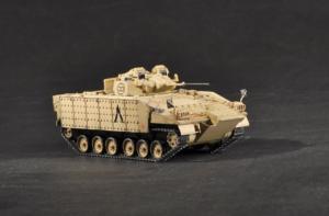 Trumpeter 07102 Warior MCV up-armored model 1-72