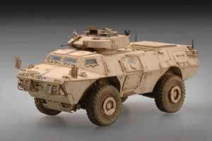 Trumpeter 07131 M1117 Guardian Armored Security Vehicle ASV