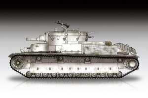 Trumpeter 07151 Soviet T-28 Medium Tank Riveted 1:72
