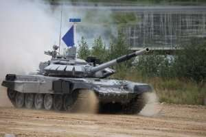 Trumpeter 09510 Russian T-72B3M MBT