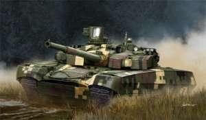 Trumpeter 09512 Ukrainian T-84 BM Oplot MBT