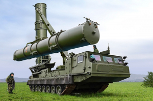 Trumpeter 09520 Russian S-300V 9A84 SAM