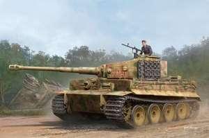Trumpeter 09539 czołg Pz.Kpfw.VI Ausf.E Sd.Kfz.181 Tiger I w/Zimmerit