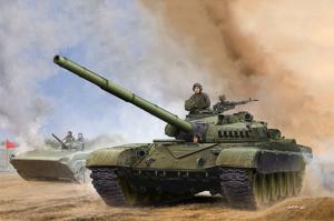 Trumpeter 09546 Czołg T-72A Mod. 1979 MBT model 1-35