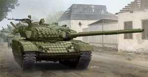 Trumpeter 09548 Czołg T-72A MBT Mod 1985 skala 1-35