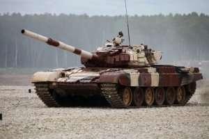 Trumpeter 09555 Russian T-72B1 MBT