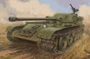 Trumpeter 09570 Niszczyciel czołgów SU-102