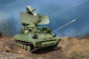 Trumpeter 09571 Mobilny system radarowy 1S91 SURN KUB Radar model 1-35