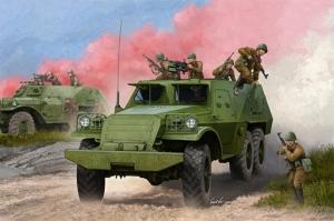 Trumpeter 09573 Transporter opancerzony BTR-152V1 APC