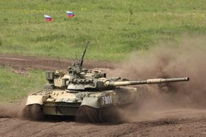 Trumpeter 09578 Czołg T-80UK MBT skala 1-35