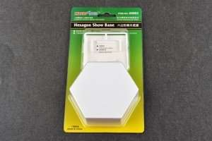 Trumpeter 09963 Hexagon Show Base