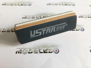 U-Star UA91007 Kostka ścierna 3 gradacje