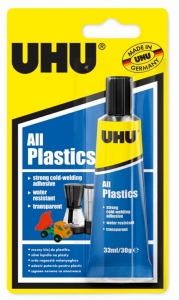 UHU 37595 Klej All Plastics do plastiku 30g