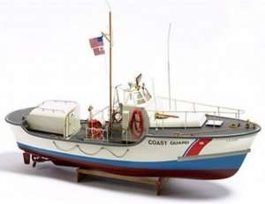 US Coast Guard Lifeboat - łódź ratunkowa skala 1:40 - BB100