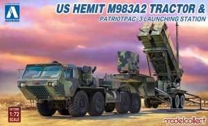 US Hemtt M983A2 Tractor - Patriot Pac-3 Launching Station