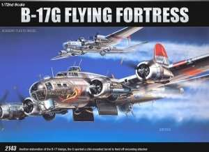 USAAF Heavy Bomber B-17G Flying Fortress