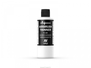 Vallejo 71161 Airbrush Thinner 200 ml