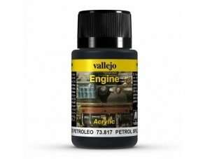 Vallejo 73817 Weathering Petrol Spills Engine
