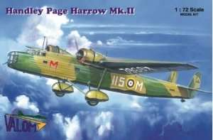 Valom 72057 Handley Page Harrow Mk.II