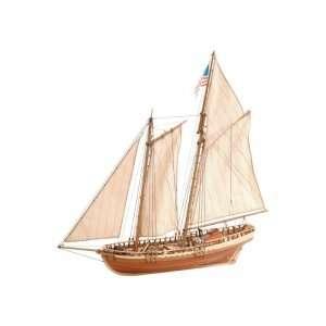 Virginia 1819 - Artesania 22135 - drewniany model w skali 1:41