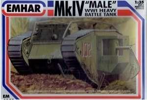 WWI Heavy Tank Mk.IV Male EM4001