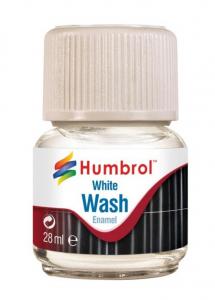 Wash emalia - White 28ml Humbrol AV0202