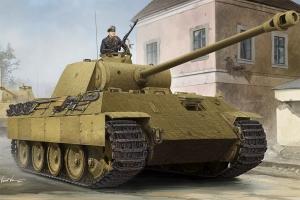 Wczesna wersja czołgu Panzerkampfwagen V Ausf.A Hobby Boss 84506