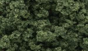 Woodland FC683 Listowie kępy - Medium Green - małe opakowanie