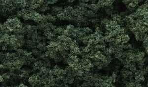 Woodland FC684 Listowie kępy - Dark Green - duże opakowanie