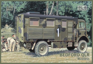 Wóz sztabowy Bedford QLR IBG 35017