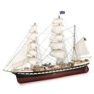 Żaglowiec szkolny Belem - Artesania 22519 - drewniany statek skala 1-75