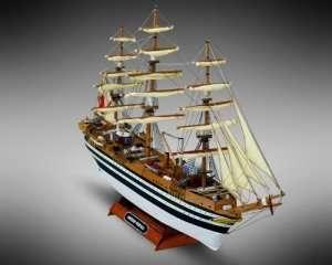 Żaglowiec Amerigo Vespucci - Mamoli MM10 - drewniany model w skali 1-350