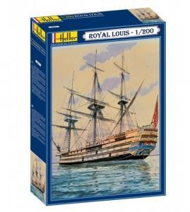 Żaglowiec Le Royal Louis Heller 80892 skala 1-200