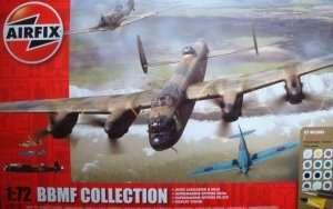 Zestaw 3 samolotów - BBMF Collection Airfix A50158