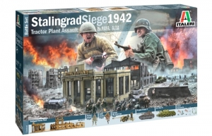 Zestaw bitewny Stalingrad 1942 Italeri 6193 skala 1-72