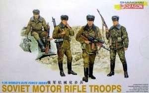 Zestaw figurek do sklejania rosyjskiej piechoty Dragon 3008