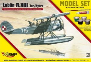 Zestaw modelarski polski samolot Lublin R.XIII 848091