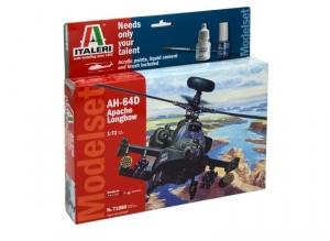 Zestaw modelarski AH-64D Apache Longbow Italeri 71080