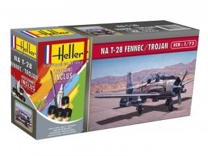 Zestaw modelarski NAA T-28 Fennec / Trojan Heller 56279