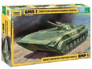 Zvezda 3553 BMP-1 Infantry Fighting Vehicle
