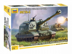 Zvezda 5045 Haubicoarmata 152mm MSTA-S